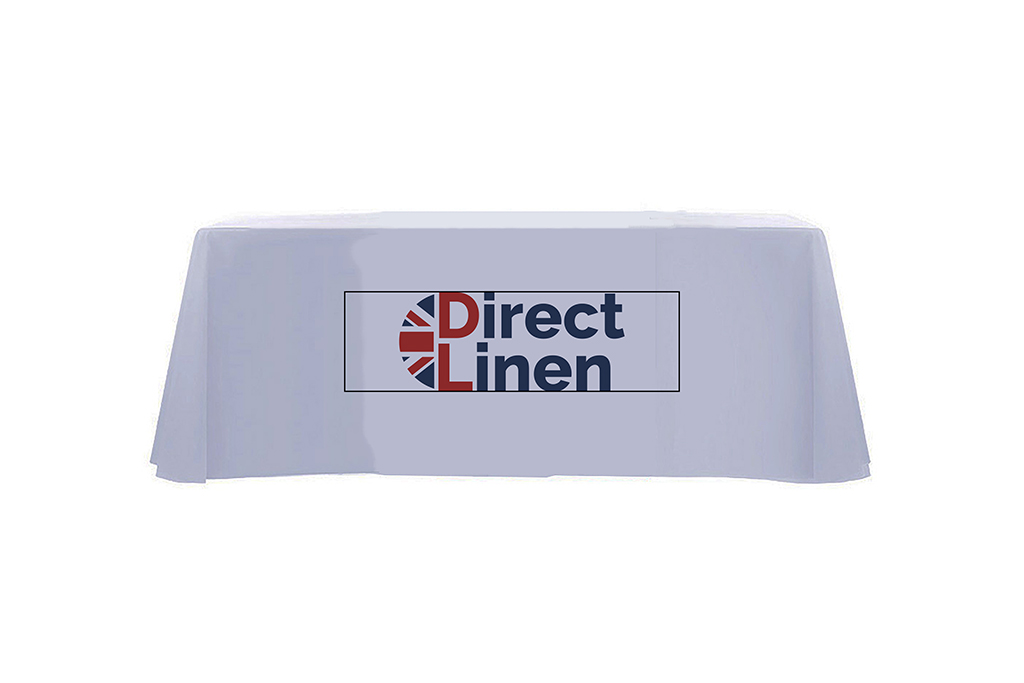 Branded Promotional Tablecloth
