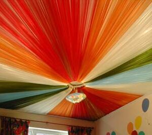 Tented Ceiling Kits