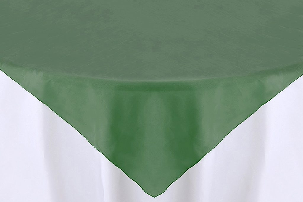Crystal Organza Tablecloths World